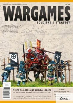 WARGAMES SOLDIERS & STRATEGY 106