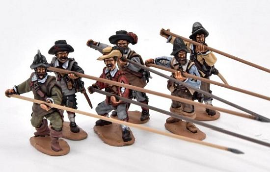 Thirty Years War figures