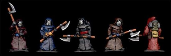 Wasteland Cultists
