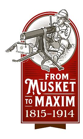 From Musket to Maxim logo