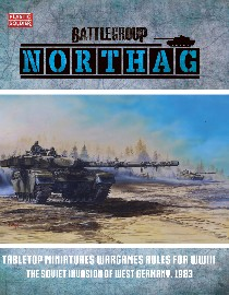 Battlegroup Northag: Fictional Setting 1983 – 10mm scale cover