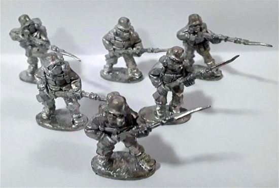 28mm Trenchers