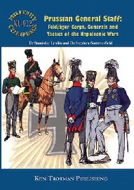 PRUSSIAN GENERAL STAFF: Military Colours Vol. 12