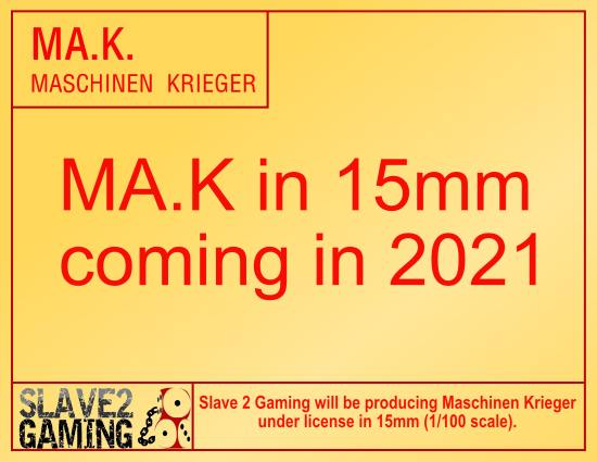MA.K announcement
