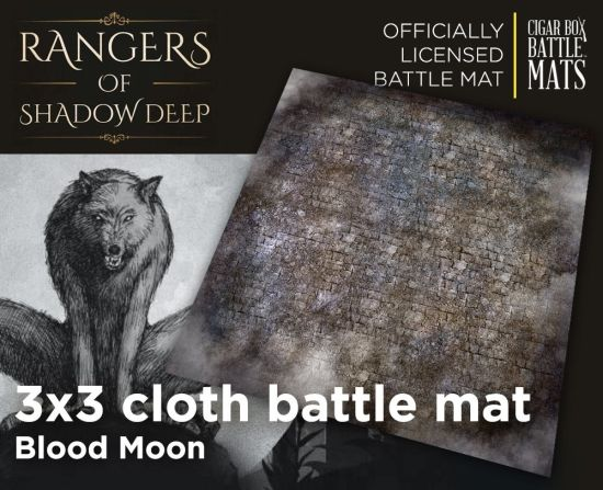 Rangers of Shadow Deep mat