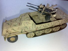 Arsenal M #112100451 – SWS Halftrack With 20mm Flak