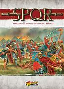 SPQR: Ancients Miniatures Rules – Revised Edition