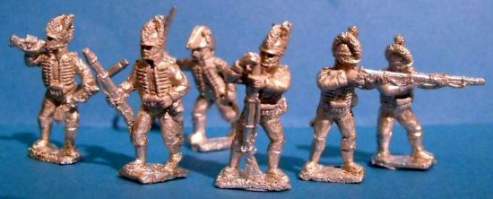 20mm Spanish light infantry