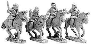 15mm Persian cavalry from Xyston