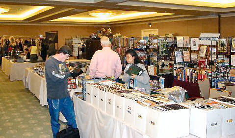 The Dealers Room