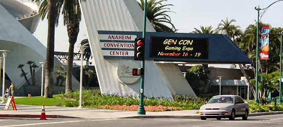 GenConSoCal in Anaheim