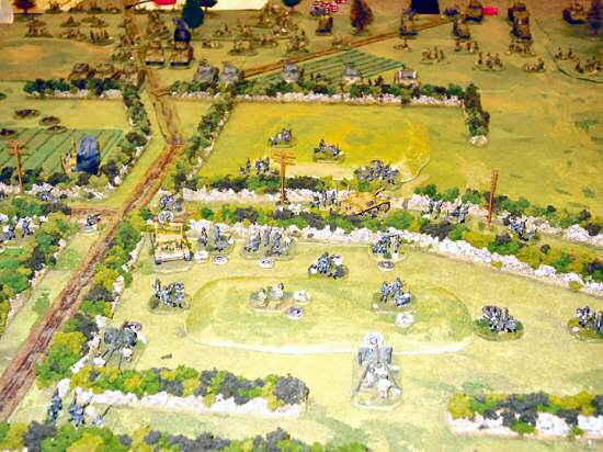 20mm Flames of War game