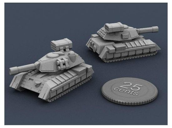 Terran Main Battle Tank