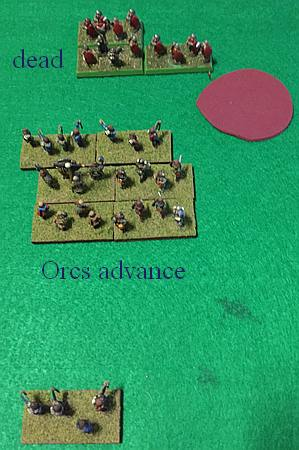 Orcs kill last crossbows