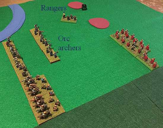 Battle of the archers