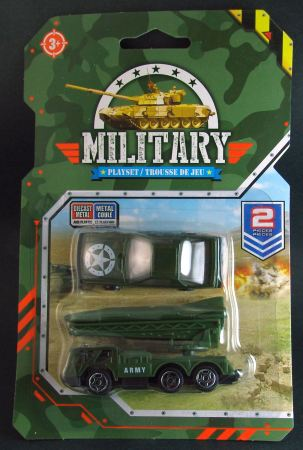Military Playset