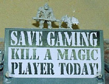 How to Save Miniature Gaming