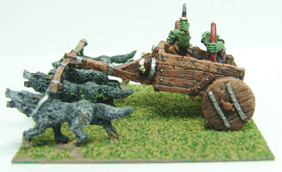 Orc chariot