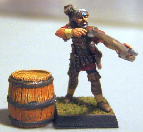 Barrels with 28mm archer