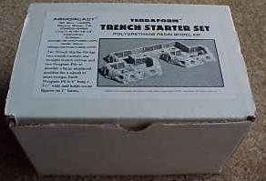 Trench Starter Set box