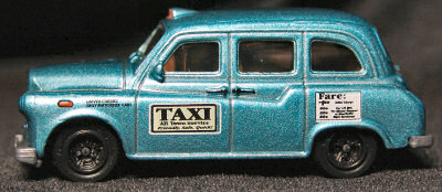 London Taxi (side)