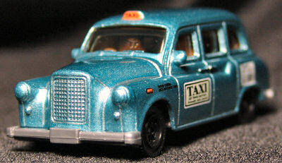 London Taxi (front)