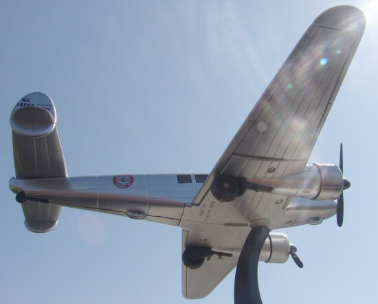 Lockheed Electra (bottom)