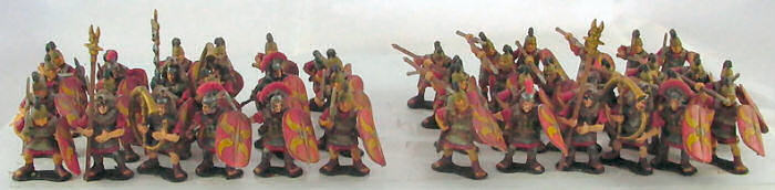 Finished Romans