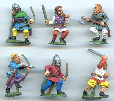 More 15mm figures, as painted by PhilGreg Painters (Collector Quality)