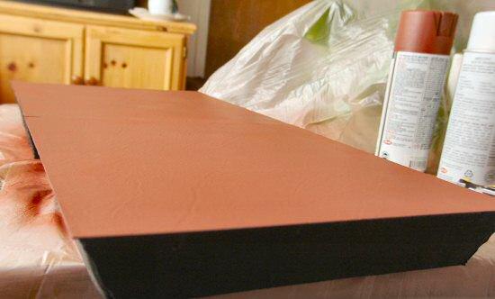 Tmp terrain tiles from vinyl floor tiles for Latex primer for vinyl flooring