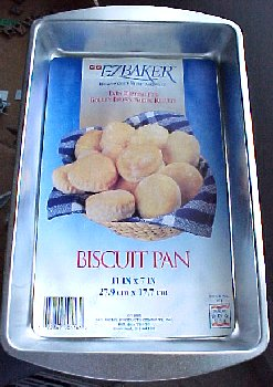 The $1 biscuit pan