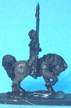 Tibetan cavalry - base shade