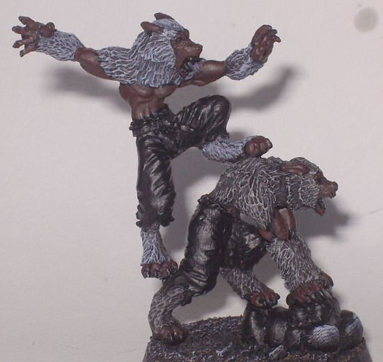 games workshop werewolves