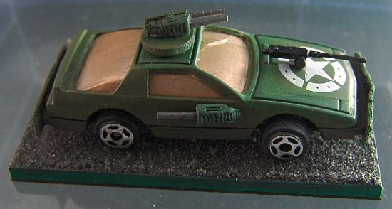 Army Car One