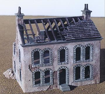 TMP] Scatch-Built Houses in 15mm Scale